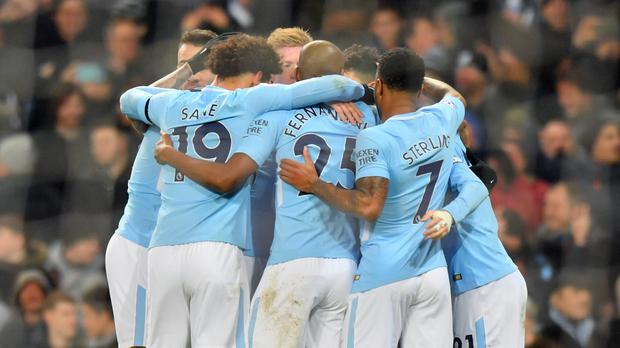 No team have ever started their title celebrations earlier than Manchester City