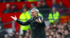 Manchester United manager Jose Mourinho will make changes for the FA Cup semi-final against Tottenham (Nick Potts/PA)
