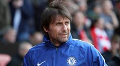 Antonio Conte believes Manchester City will dominate English football