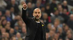 Pep Guardiola says players should expect him to be stricter next season