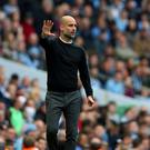 Pep Guardiola did not want to criticise his side's fans after they invaded the pitch to celebrate