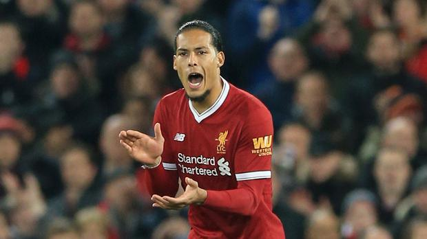 Virgil van Dijk insists there is no need to panic after dropping points to West Brom.