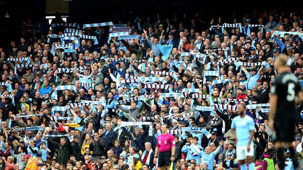 Manchester City v Swansea City – Premier League – Etihad Stadium