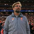 Liverpool manager Jurgen Klopp hopes common sense prevails in Rome next week.