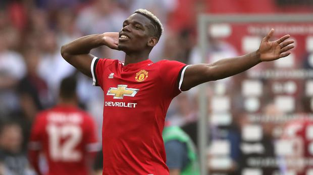 Paul Pogba is a key man for Manchester United