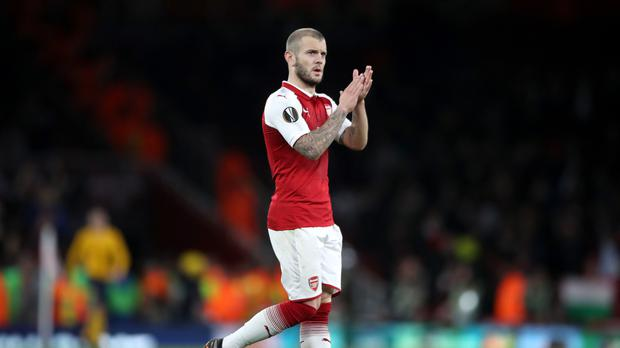 Jack Wilshere has reportedly been offered an improved deal to stay at Arsenal (Nick Potts/PA)