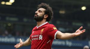 Liverpool forward Mohamed Salah has enjoyed a stunning campaign in both the Premier League and Champions League