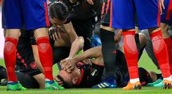 Laurent Koscielny will miss the World Cup