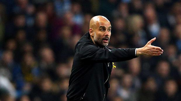 Pep Guardiola wants to enjoy this weekend's title celebrations