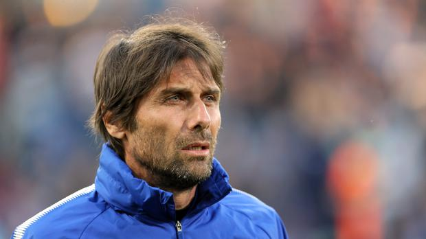 Chelsea head coach Antonio Conte says his focus is on the present ahead of what could be his final match in charge at Stamford Bridge