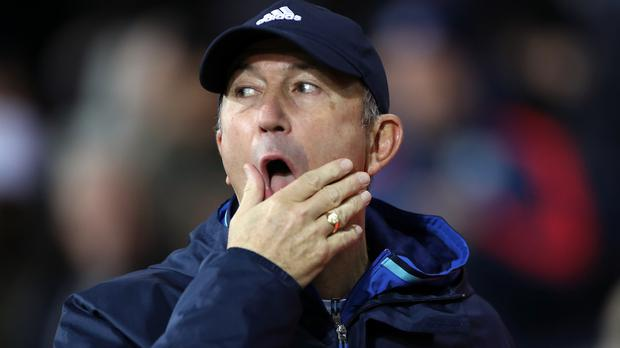 Tony Pulis File Photo