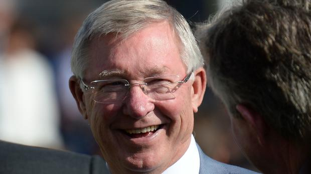 Alex Ferguson is out of intensive care