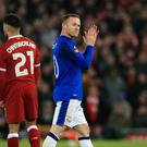 Wayne Rooney could be set to depart his boyhood club for a second time after being linked with a move to DC United.