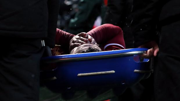 Liverpool star Alex Oxlade-Chamberlain facing six months out after knee surgery
