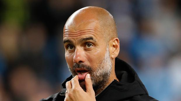Pep Guardiola wants Manchester City to finish their season with one more win