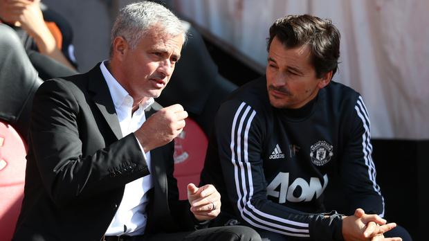 Rui Faria (right)