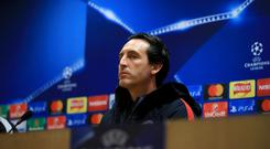 Is Unai Emery heading for Arsenal?