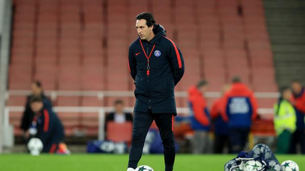Unai Emery looks set to take over at Arsenal. (John Walton/PA Images)