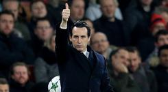 Unai Emery becomes Arsenal's new head coach, replacing long-serving manager Arsene Wenger. (Adam Davy/PA Images)