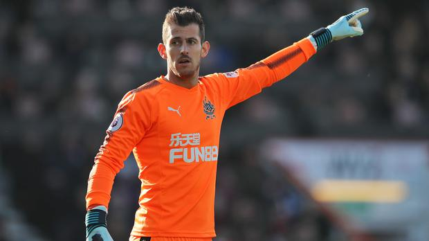 Martin Dubravka has made his loan switch to Newcastle permanent (Adam Davy/PA)