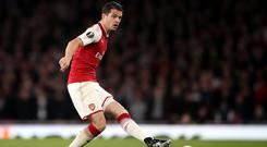 Arsenal's Granit Xhaka will be fit for the World Cup, despite suffering in injury in training (Nick Potts/PA)