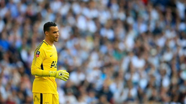 Michel Vorm will be at Spurs next season (Adam Davy/PA)