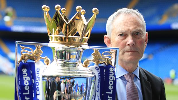 Richard Scudamore will be standing down at the end of the year (Mike Egerton/PA)