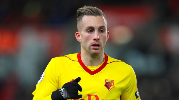 Gerard Deulofeu had a spell on loan at Watford last season (Mike Egerton/PA)