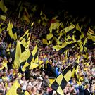 Will Watford flags be flying high again on opening day? (Daniel Hambury/PA)