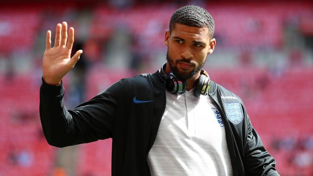 Ruben Loftus-Cheek embodies what can be achieved with a player who passes through all the England age levels.. Photo: Tim Goode/PA