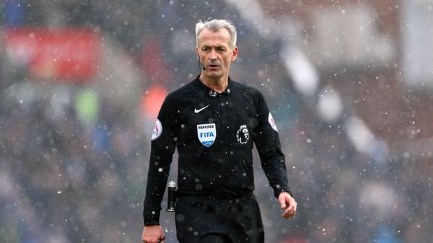 FIFA referee Martin Atkinson says the Premier League must learn the World Cup lessons of VAR (Nigel French, Empics)