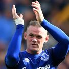 Wayne Rooney has joined DC United (Anthony Devlin/PA)