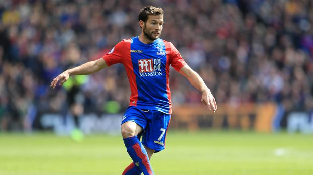 Yohan Cabaye spent three years with Crystal Palace