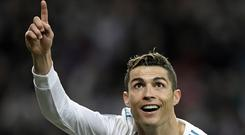 Ronaldo is in good enough physical condition to keep scoring goals going forward. Photo: GettyImages