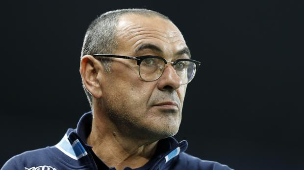 Maurizio Sarri spent three years with Napoli (Martin Rickett/PA)