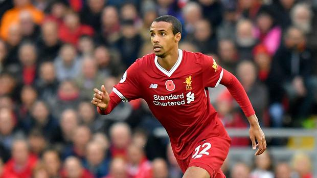 Liverpool defender Joel Matip is set for his first appearance of pre-season on Saturday (Dave Howarth/PA).