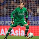 Liverpool have agreed to sell goalkeeper Danny Ward to Leicester (Mike Egerton/PA)
