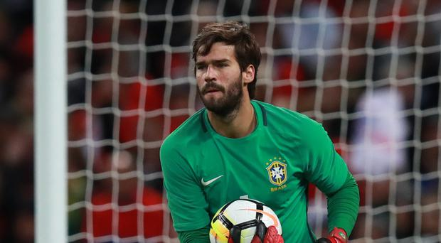 How Alisson's Liverpool transfer ranks in British and world terms