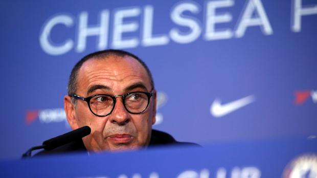 Maurizio Sarri enjoyed a winning start to life as Chelsea manager (Steve Paston/PA)