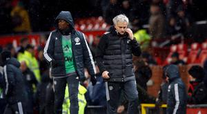 Paul Pogba's form has been inconsistent since Mourinho brought him to Old Trafford two years ago (Martin Rickett/PA)