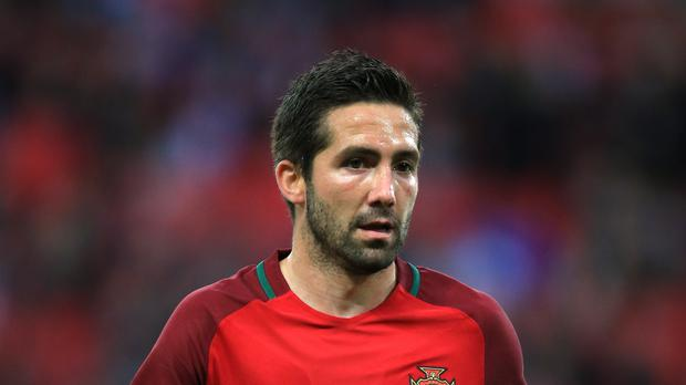 Joao Moutinho is the latest Portuguese player to move to Wolves (Mike Egerton/PA)