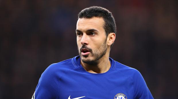 Pedro has agreed a new Chelsea contract (John Walton/PA)