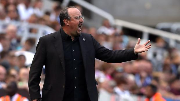 Rafael Benitez wants Newcastle to do some business before Thursday's transfer deadline (Owen Humphreys/PA)