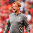 Liverpool manager Jurgen Klopp. Photo: Sportsfile