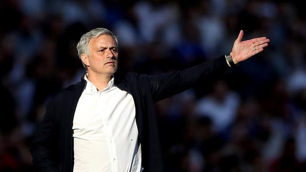 Jose Mourinho issued a warning to Manchester United ahead of the new season (Martin Rickett/PA)