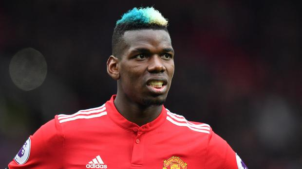 Paul Pogba has been linked with a move away from Manchester United (Anthony Devlin/PA)