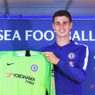 Kepa Arrizabalaga has become the world's most expensive goalkeeper (John Stillwell/PA)