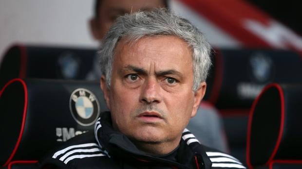 Jose Mourinho is not hopeful of adding further depth to his squad (Adam Davy/PA)