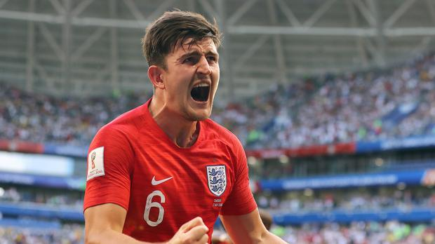 Manchester United were interested in Harry Maguire (Owen Humphreys/PA)