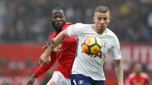 Toby Alderweireld's Tottenham future is uncertain (Martin Rickett/PA)